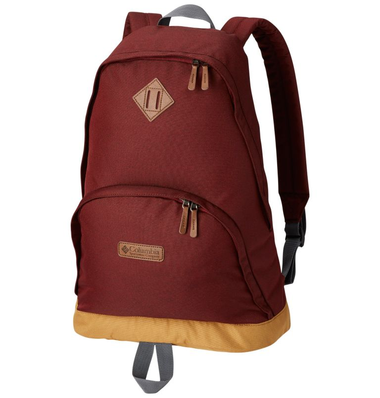 Classic Outdoor™ 20L Daypack | 615 | O/S Sac À Dos 20L Classic Outdoor™ Unisexe, Tapestry Heather, Maple, front