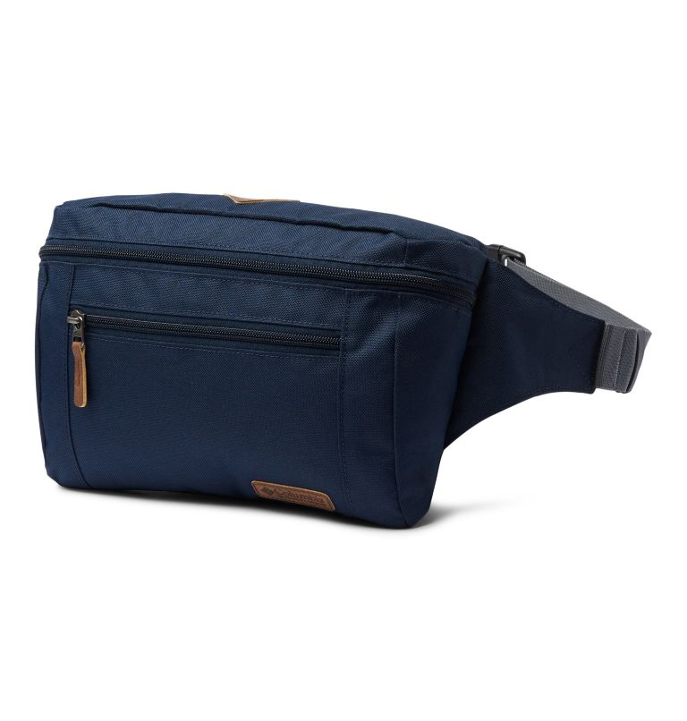Classic Outdoor™ Lumbar Bag | 464 | O/S Sac Banane Classic Outdoor™ Unisexe, Collegiate Navy Heather, front