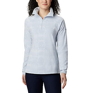 Women's Arctic Air™ Printed Half-Zip Fleece Pullover