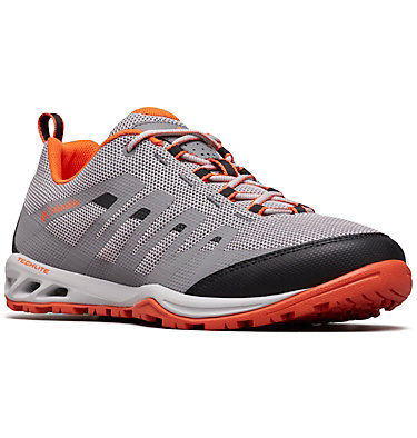 Men's Vapor Vent Shoe VAPOR VENT™ | 010 | 10.5, Smokey Haze, Tangy Orange, 3/4 front