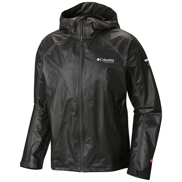 Columbia Women Outdry EX Gold Tech Shell Jacket Waterproof Hooded Extreme 2X