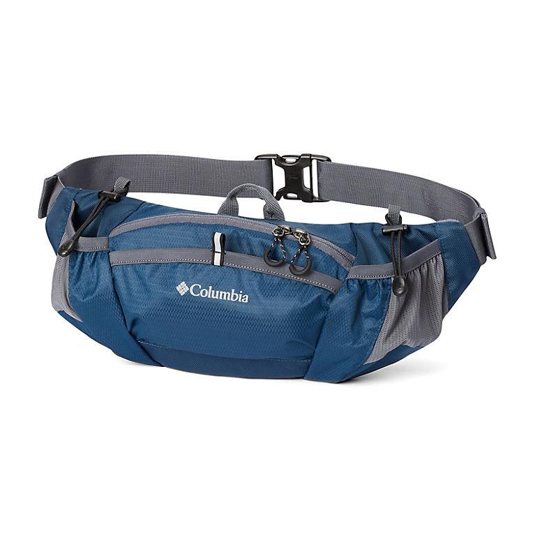 Ireland Flag Map Sport Waist Bag Fanny Pack Adjustable For Run