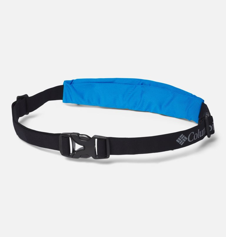 Outdoor Adventure™ Expandable Belt | 463 | O/S Outdoor Adventure™ Expandable Waist Pack, Azure Blue, back