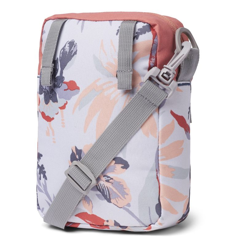 Urban Uplift™ Side Bag | 556 | O/S Sacoche Urban Uplift™, New Moon Magnolia Floral, Cedar Blush, back