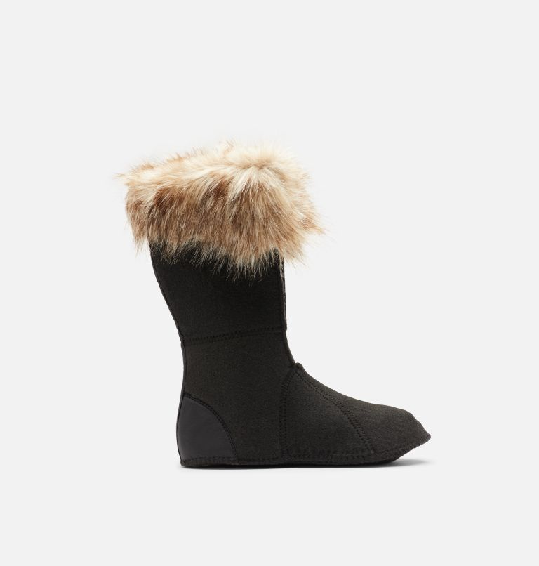 JOAN OF ARCTIC NEW FUR INNERBO | 265 | 8.5 Women's Joan of Arctic™ Fur Boot Liner, British Tan, front