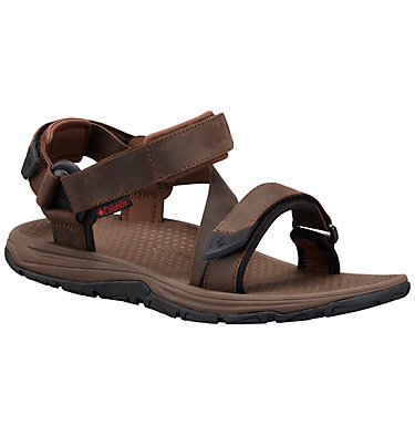 Men's Big Water Leather Sandal , front