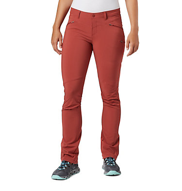 Women's Peak to Point™ Trousers Peak to Point™ Pant | 022 | 10, Dusty Crimson, front