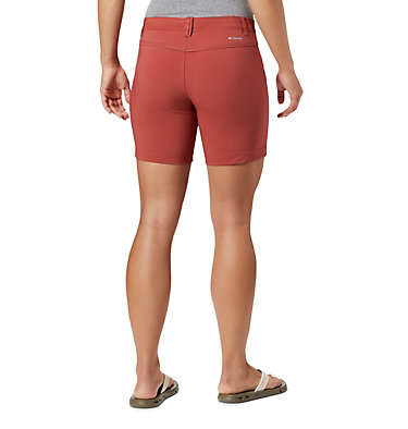 Women's Peak to Point™ Shorts Peak to Point™ Short | 591 | 10, Dusty Crimson, back