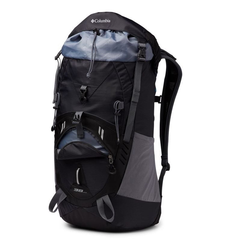 Outdoor Adventure™ 38L Backpack | 010 | O/S Outdoor Adventure™ 38L Backpack, Black, a1