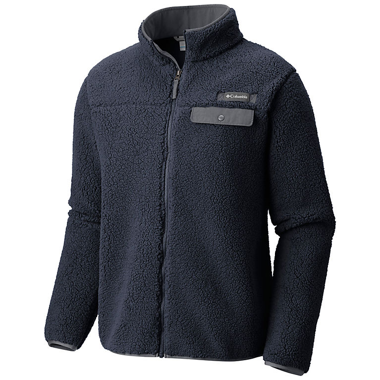 Columbia Mountain Side/™ Heavyweight Fleece Full Zip