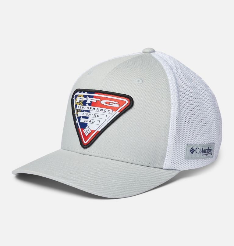 PFG Mesh Stateside™ Ball Cap - Georgia PFG Mesh Stateside™ Ball Cap - Georgia, front