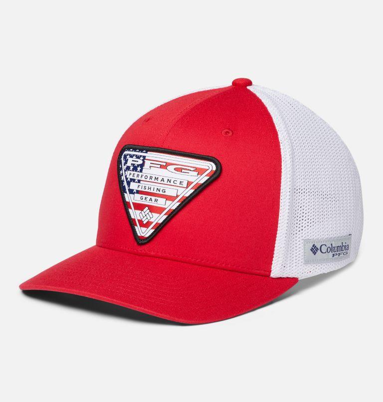 PFG Mesh Stateside™ Ball Cap - USA PFG Mesh Stateside™ Ball Cap - USA, front