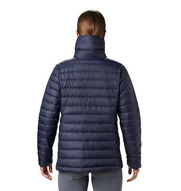 Women's PackDown™ Jacket PackDown™ Jacket   010   L, Dark Zinc, back