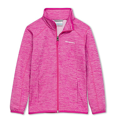 Chaqueta polar Wilderness Way™ para jóvenes , front