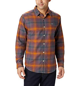 Men's Boulder Ridge™ Long Sleeve Flannel Shirt