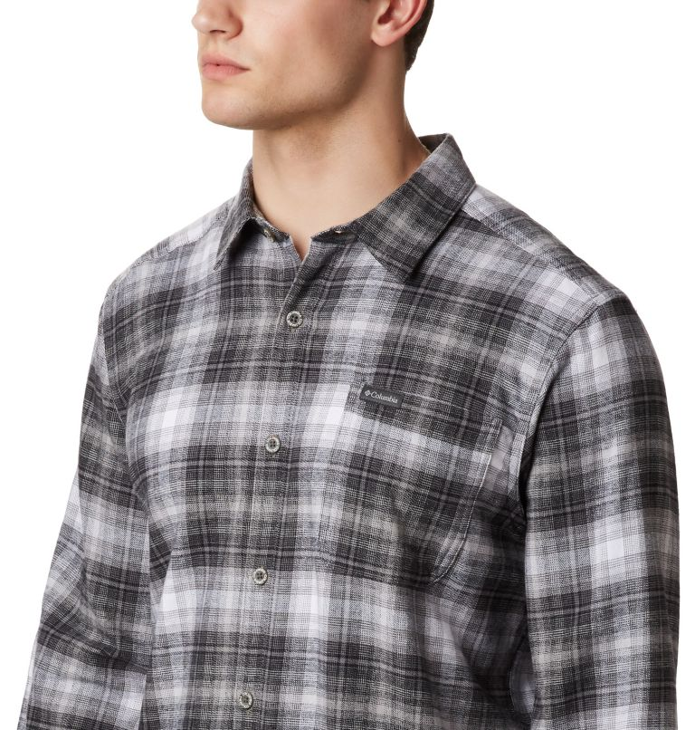 Men's Boulder Ridge™ Long Sleeve Flannel - Big Men's Boulder Ridge™ Long Sleeve Flannel - Big, a1