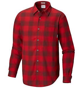Men's Boulder Ridge™ Long Sleeve Flannel - Big