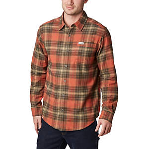 Men's Boulder Ridge™ Long Sleeve Flannel - Big