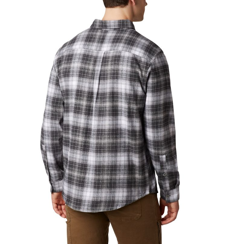 Men's Boulder Ridge™ Long Sleeve Flannel - Tall Men's Boulder Ridge™ Long Sleeve Flannel - Tall, back