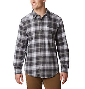 Men's Boulder Ridge™ Long Sleeve Flannel - Tall