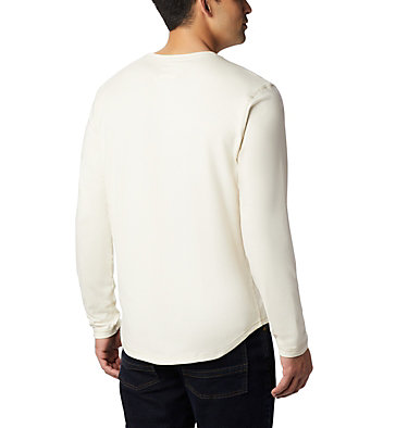 Men's Rugged Ridge™ Long Sleeve Crew Rugged Ridge™ Long Sleeve Crew | 449 | S, Stone Heather, back