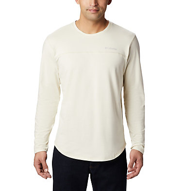 Men's Rugged Ridge™ Long Sleeve Crew Rugged Ridge™ Long Sleeve Crew | 449 | S, Stone Heather, front