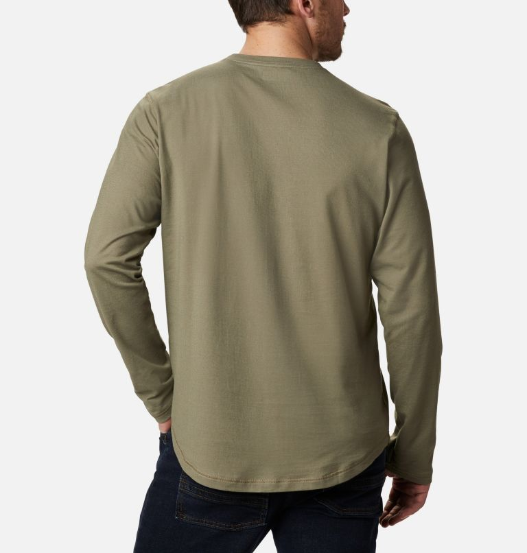Men's Rugged Ridge™ Long Sleeve Crew Men's Rugged Ridge™ Long Sleeve Crew, back
