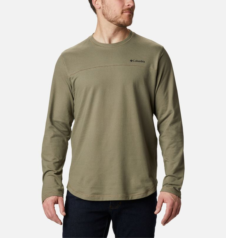 T-shirt col rond à manches longues Rugged Ridge™ pour homme T-shirt col rond à manches longues Rugged Ridge™ pour homme, front