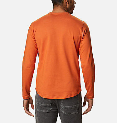 Men's Rugged Ridge™ Long Sleeve Crew Rugged Ridge™ Long Sleeve Crew | 449 | S, Harvester Heather, back