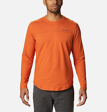 Men's Rugged Ridge™ Long Sleeve Crew Rugged Ridge™ Long Sleeve Crew | 449 | S, Harvester Heather, front