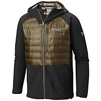 Deals on Columbia Mens Snowfield Hybrid Jacket