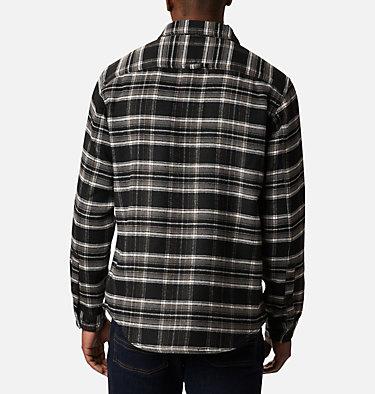 Chemise en flanelle épaisse Deschutes River™ pour homme Deschutes River™ Heavyweight Flannel | 630 | S, City Grey Plaid, back