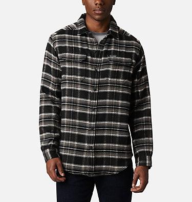 Chemise en flanelle épaisse Deschutes River™ pour homme Deschutes River™ Heavyweight Flannel | 630 | S, City Grey Plaid, front