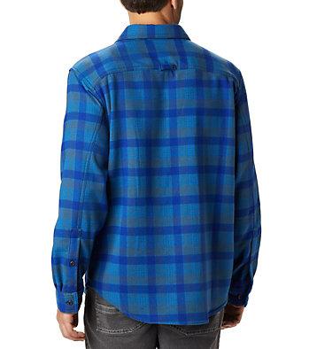 Chemise en flanelle épaisse Deschutes River™ pour homme Deschutes River™ Heavyweight Flannel | 630 | S, Collegiate Navy Medium Plaid, back