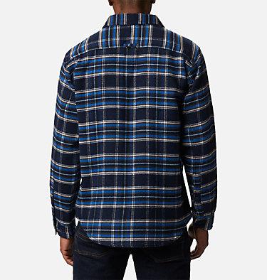 Chemise en flanelle épaisse Deschutes River™ pour homme Deschutes River™ Heavyweight Flannel | 630 | S, Collegiate Navy Plaid, back