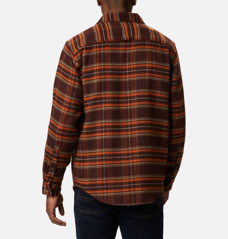 Men's Deschutes River™ Heavyweight Flannel Shirt Men's Deschutes River™ Heavyweight Flannel Shirt, back