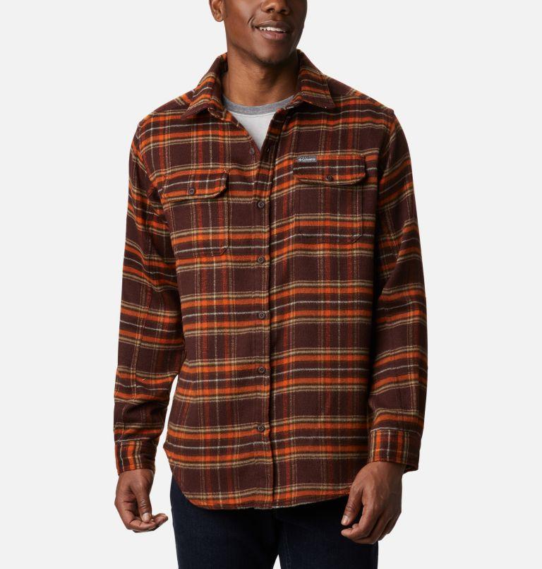 Men's Deschutes River™ Heavyweight Flannel Shirt Men's Deschutes River™ Heavyweight Flannel Shirt, front