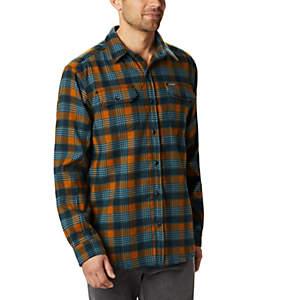 Men's Deschutes River™ Heavyweight Flannel Shirt