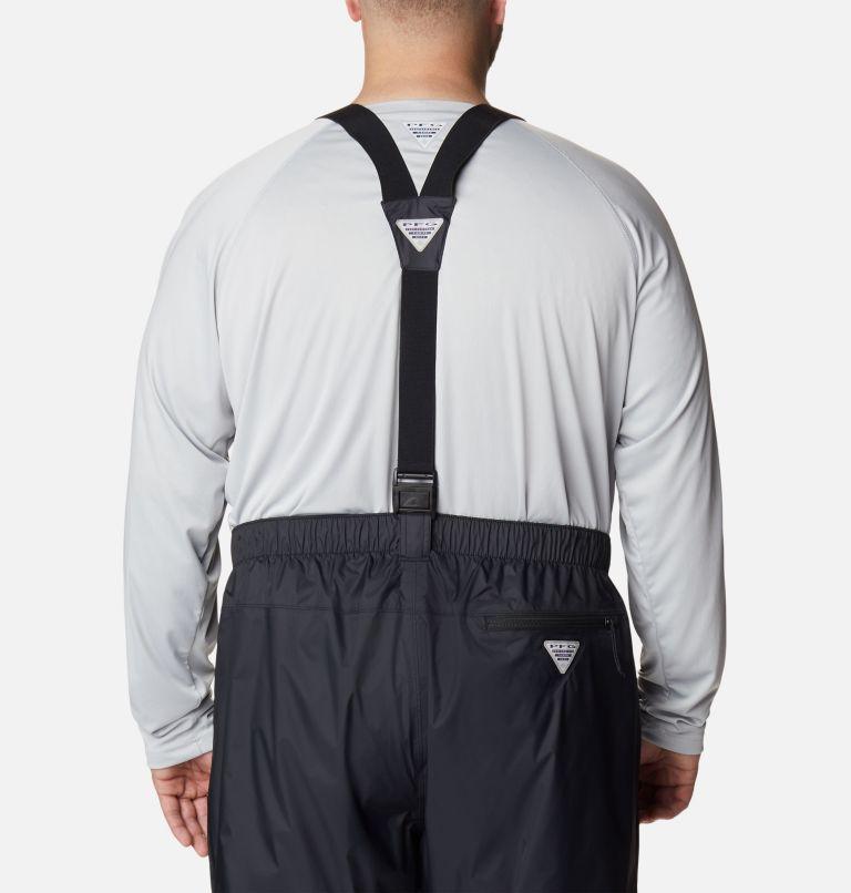 PFG Storm™ Bib Pant | 010 | 4X Men's PFG Storm™ Bib Pants, Black, a3