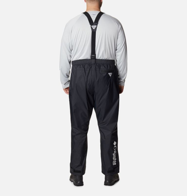 Men's PFG Storm™ Bib Pants Men's PFG Storm™ Bib Pants, back