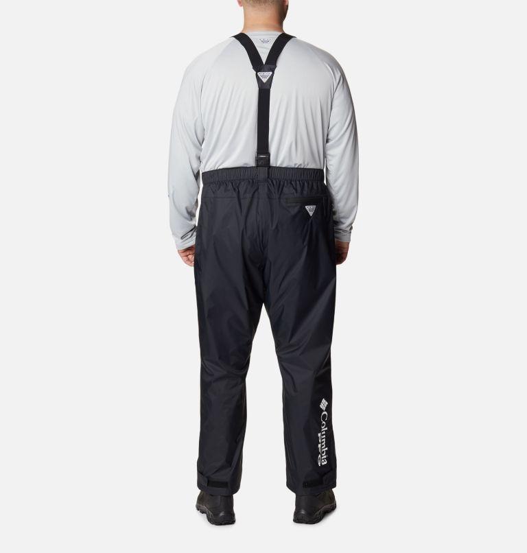 PFG Storm™ Bib Pant | 010 | 4X Men's PFG Storm™ Bib Pants, Black, back