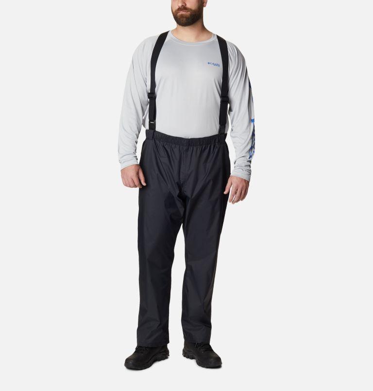 PFG Storm™ Bib Pant | 010 | 4X Men's PFG Storm™ Bib Pants, Black, front