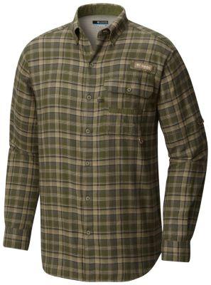 Columbia Mens Sharptail Flannel Shirt