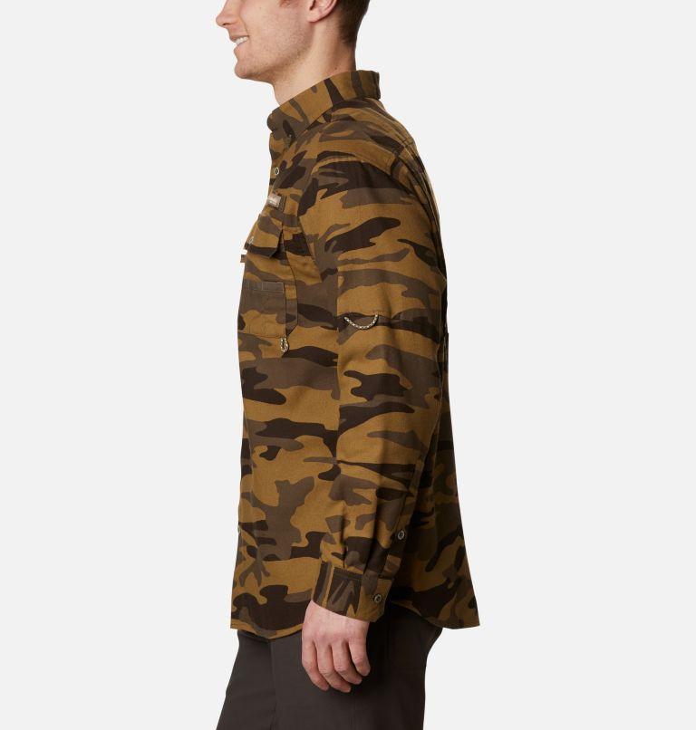 Sharptail™ Flannel | 938 | XXL Men's PHG Sharptail™ Flannel, Brown Gallatin Camo, a1