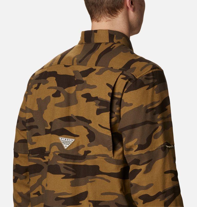 Sharptail™ Flannel | 938 | XXL Men's PHG Sharptail™ Flannel, Brown Gallatin Camo, a3