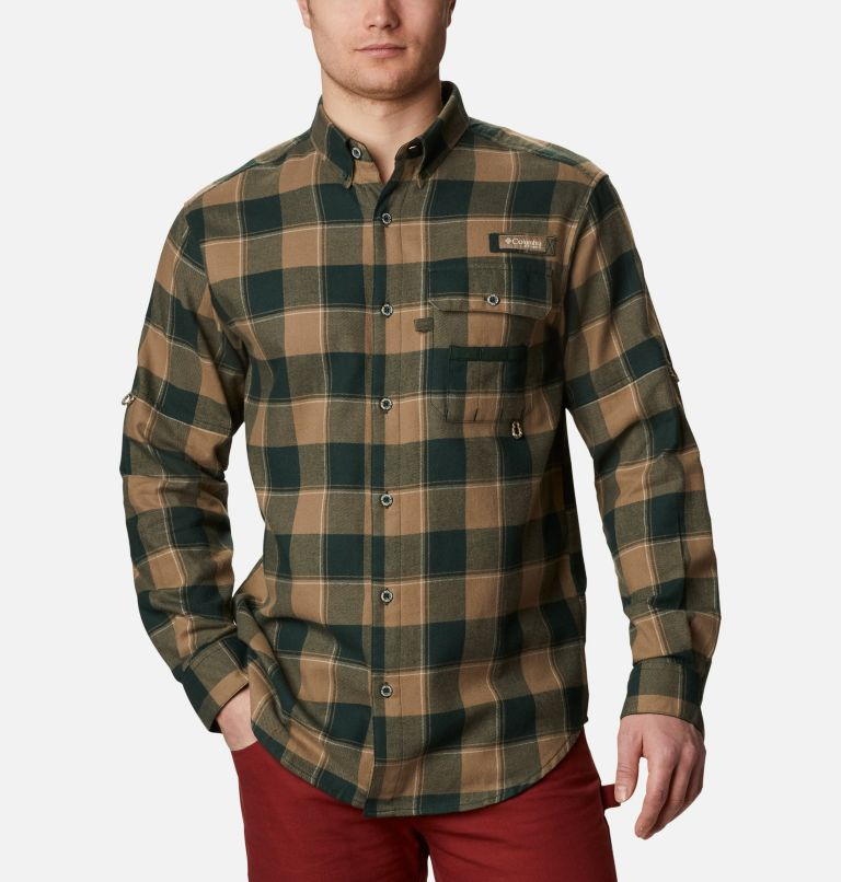 Men's PHG Sharptail™ Flannel - Big Men's PHG Sharptail™ Flannel - Big, front