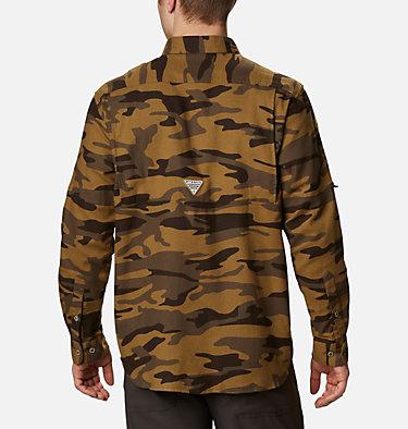 Men's PHG Sharptail™ Flannel - Big Sharptail™ Flannel | 914 | 4X, Brown Gallatin Camo, back