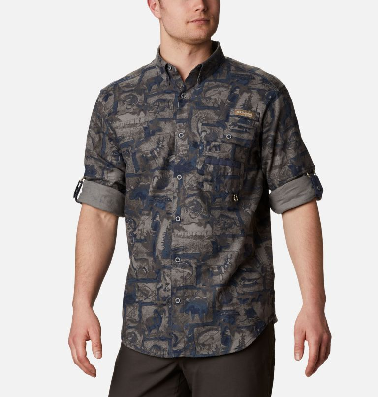 Men's PHG Sharptail™ Flannel - Tall Men's PHG Sharptail™ Flannel - Tall, a4