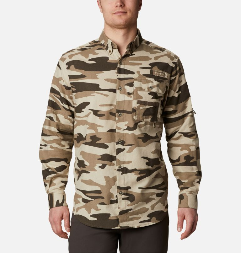 Men's PHG Sharptail™ Flannel - Tall Men's PHG Sharptail™ Flannel - Tall, front