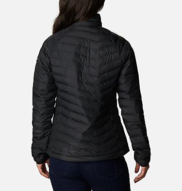 Women's Oyanta Trail™ Insulated Jacket Oyanta Trail™ Insulated Jacket | 010 | L, Black, back